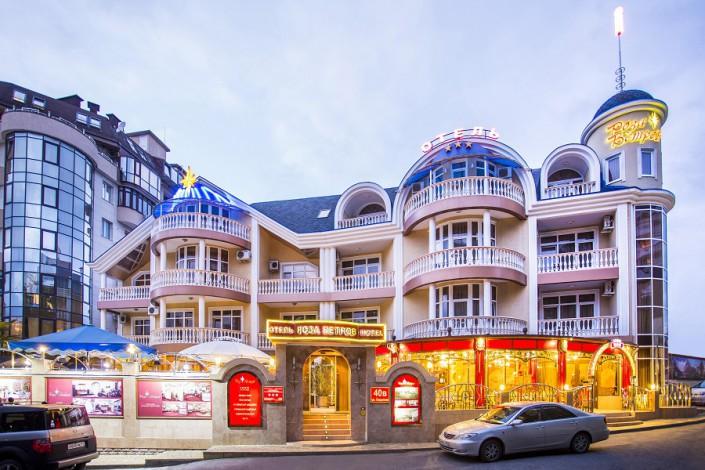 Отель Роза ветров и ресторан Ной, Сочи