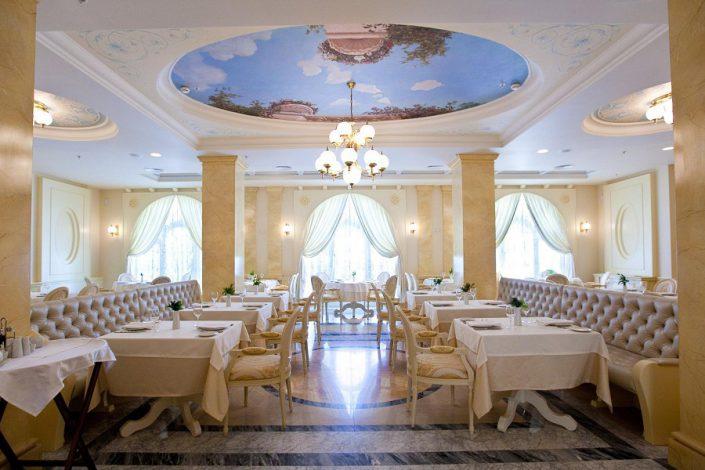 Ресторан санатория Русь, Сочи