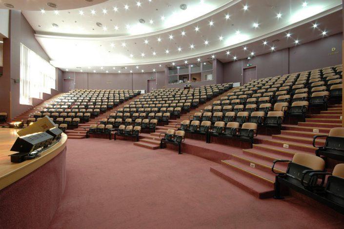 Киноконцертный зал санатория Русь, Сочи