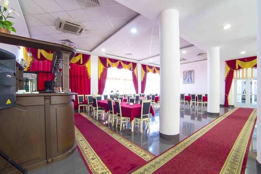 Кафе гостиницы Руслан