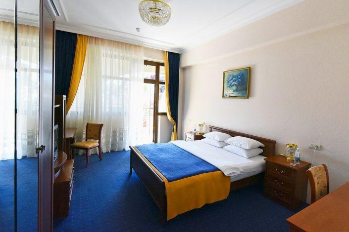 Стандартный номер в Главном корпусе спа-отеля Русский дом Дивный 43°39°, Сочи