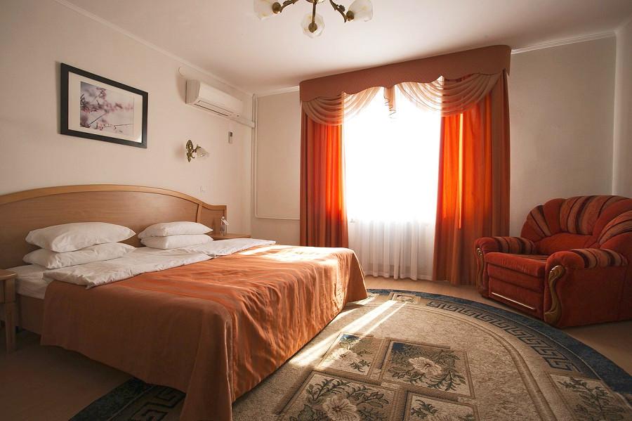 Стандартный номер в коттедже спа-отеля Русский дом Дивный 43°39°, Сочи