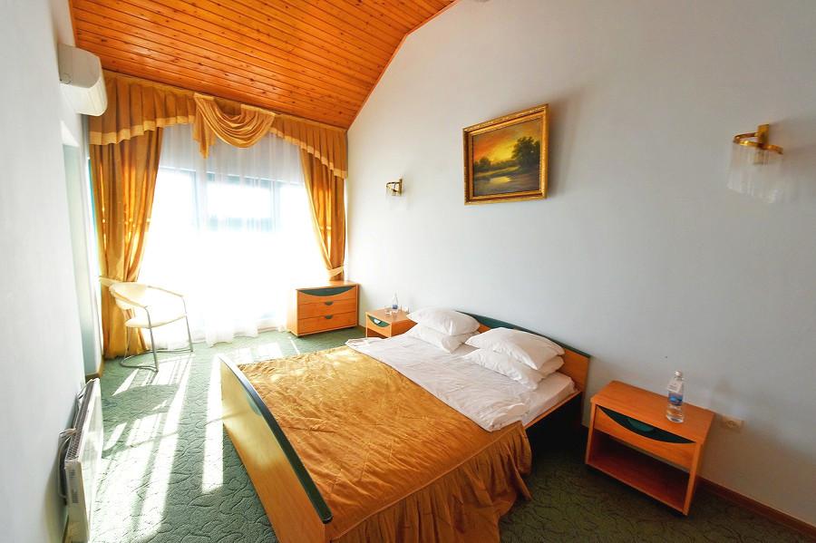 Номер Люкс в Пляжном корпусе спа-отеля Русский дом Дивный 43°39°, Сочи
