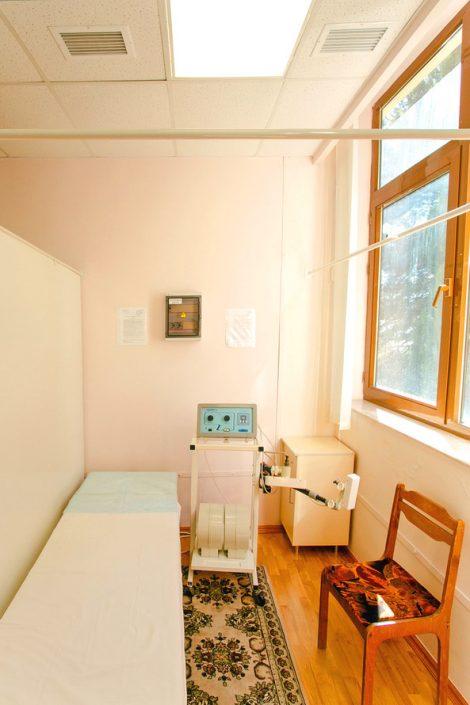 Медицинский центр спа-отеля Русский дом Дивный 43°39°, Сочи