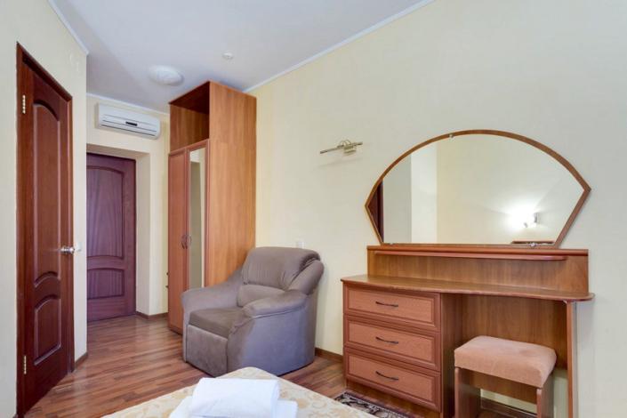 Полулюкс двухместный отеля «Русское море»