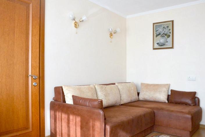 Люкс двухместный двухкомнатный санатория Сакрополь