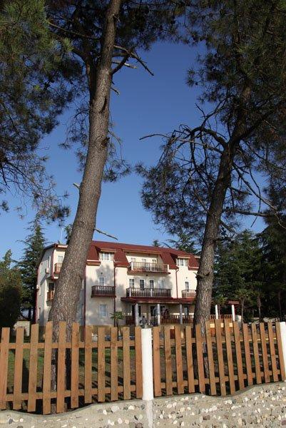 Отель Самшит, Очамчыра, Абхазия