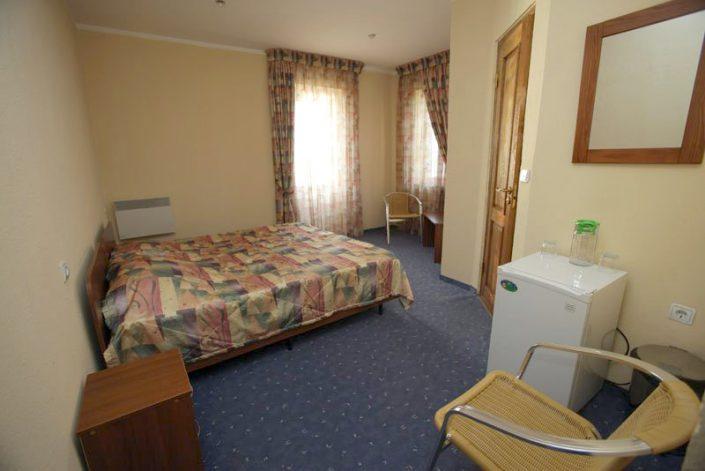 ТуалетнаяСтандартный двухместный номер отеля Самшит комната номера Полулюкс отеля Самшит, Очамчыра, Абхазия