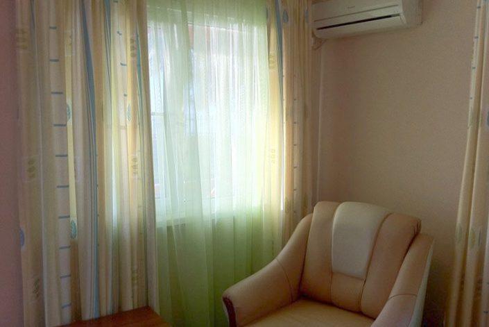 Обстановка в коттедже отеля Самшит, Очамчыра, Абхазия