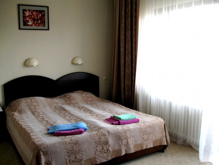 Люкс 3-х местный 3-х комнатный в пансионате Самшитовая роща
