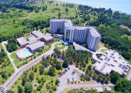 Пансионат Самшитовая роща, Пицунда, Абхазия