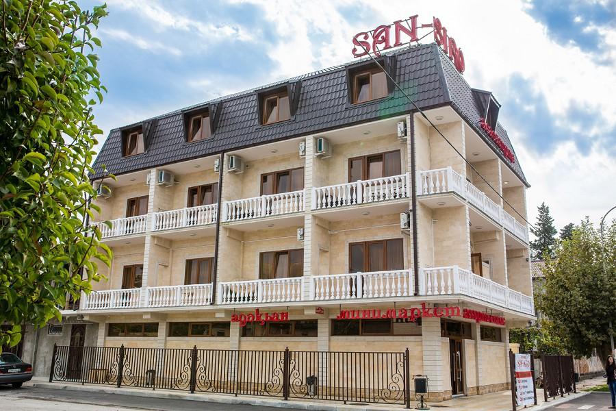 Отель San-Siro, Гудаута, Абхазия