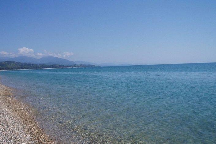Пляж Гудауты