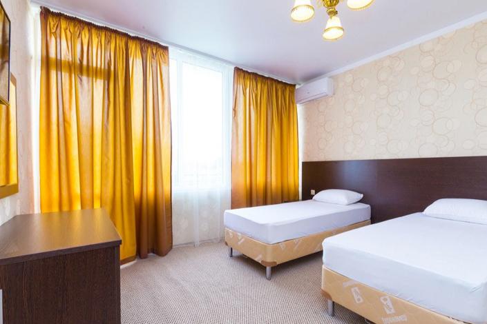 Стандартный номер с раздельными кроватями в отеле Сария