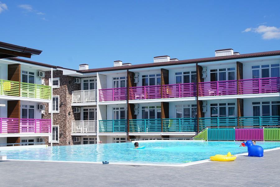 Отель Sea Breeze Resort, Анапа