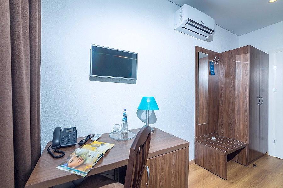 Стандартный одноместный номер отеля Sea Breeze Resort