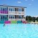 Бассейн для взрослых отеля Sea Breeze Resort