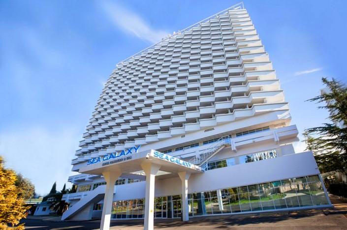 Sea Galaxy Hotel Congress & Spa, Сочи