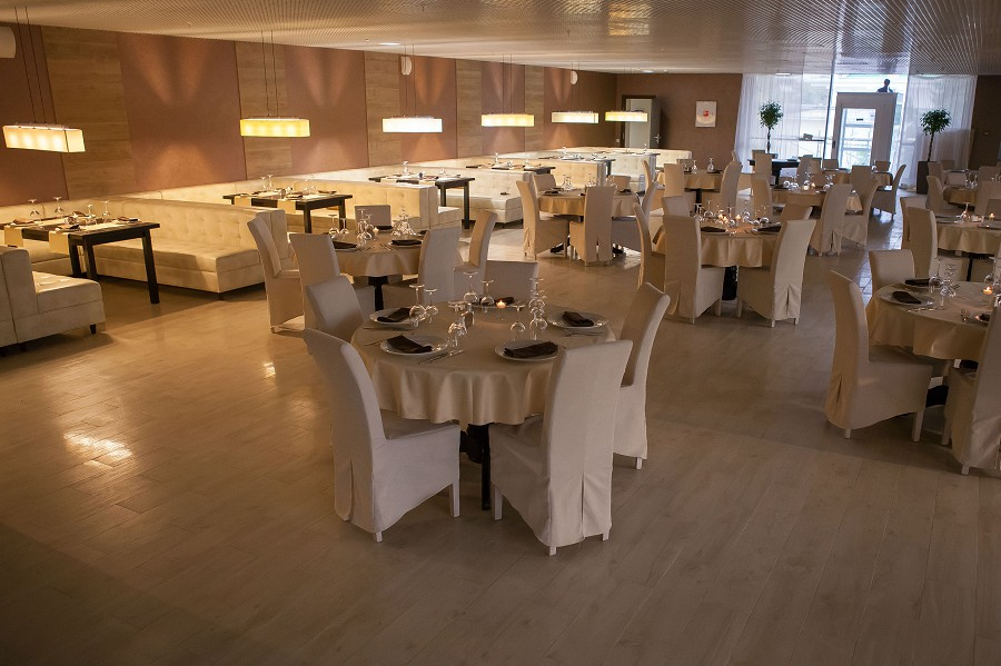 Ресторан Sea Galaxy Hotel Congress & Spa