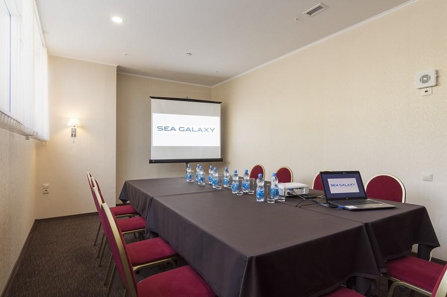 Переговорная комната Sea Galaxy Hotel Congress & Spa