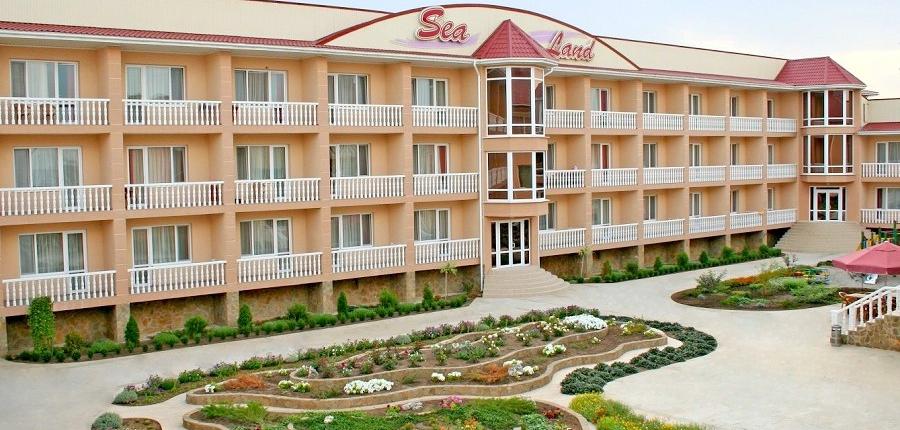Отель SeaLand, Евпатория, Крым