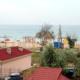 Вид на пляж из отеля SeaLand