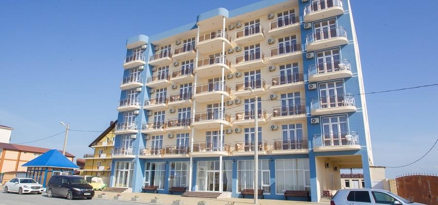 Отель Седьмое небо, Витязево, Анапа