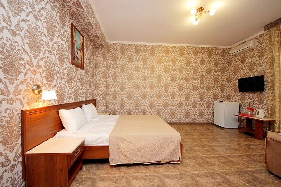 Стандарт двухместный гостевого дома Селини
