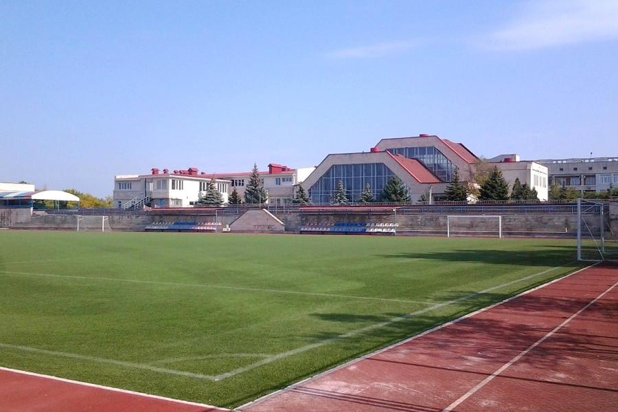 Футбольный стадион санатория Северный