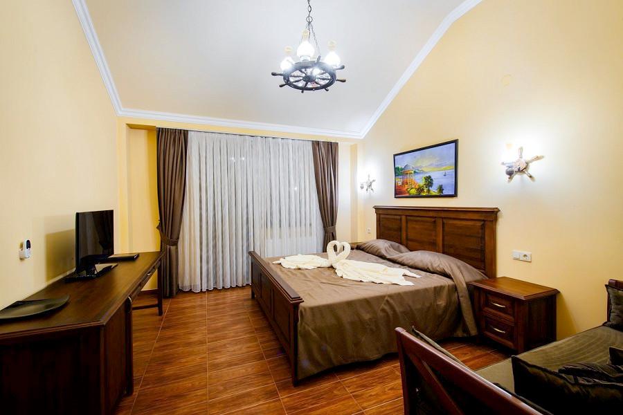 Стандарт двухместный гостевого дома Шале-Прованс