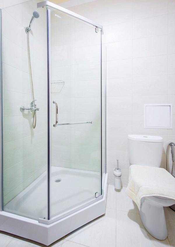 Туалетная комната Стандартного номера в гостевом доме Шале-Прованс