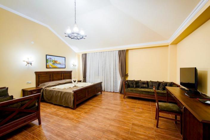 Полулюкс двухместный гостевого дома Шале-Прованс