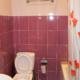 Туалетная комната в номере отеля Шармат, Пицунда, Лдзаа