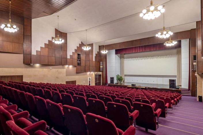Киноконцертный зал пансионата Шексна