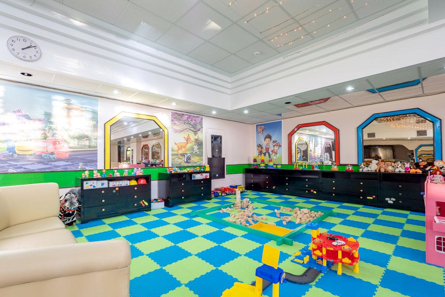 Детский клуб пансионата Шексна