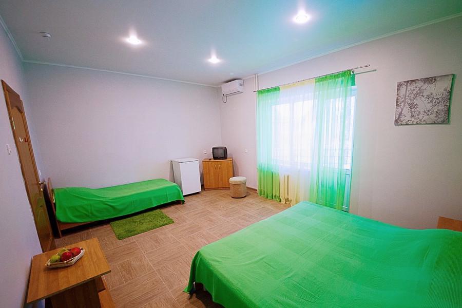 Стандарт трехместный отеля Шихан