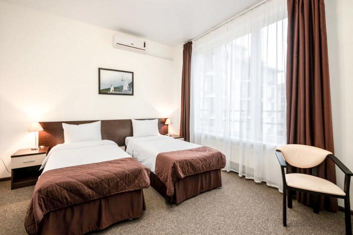 Стандарт двухместный отеля Сириус Гамма, Сочи