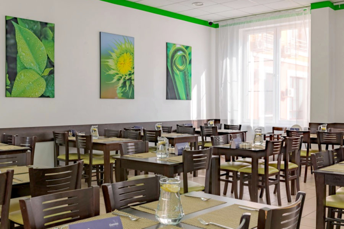 Ресторан Лира на территории отеля Сириус Гамма, Сочи