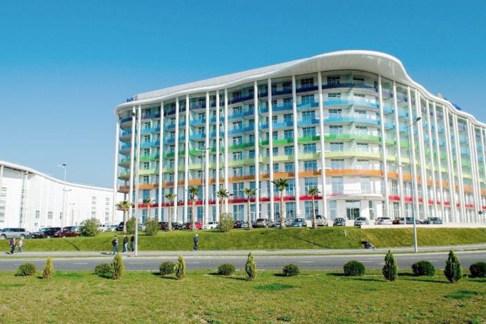 Отель Сириус Омега, Сочи, Имеретинский курорт