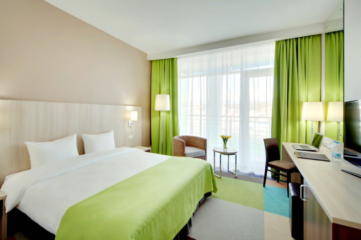 Стандарт двухместный отеля Сириус Омега, Сочи