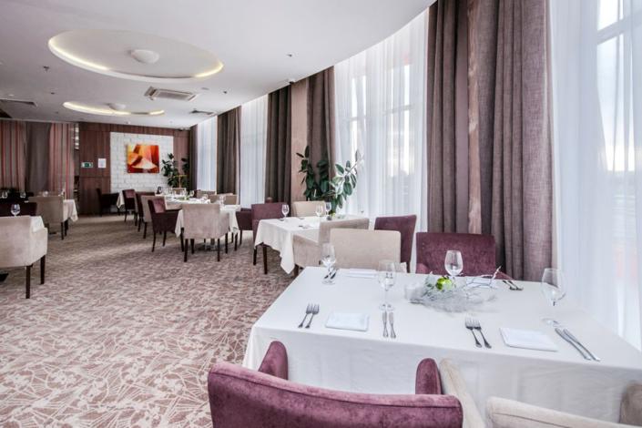 Ресторан Атлас в отеле Сириус Омега, Сочи