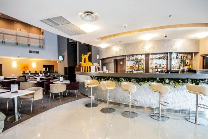 Лобби-бар в отеле Сириус Омега, Сочи