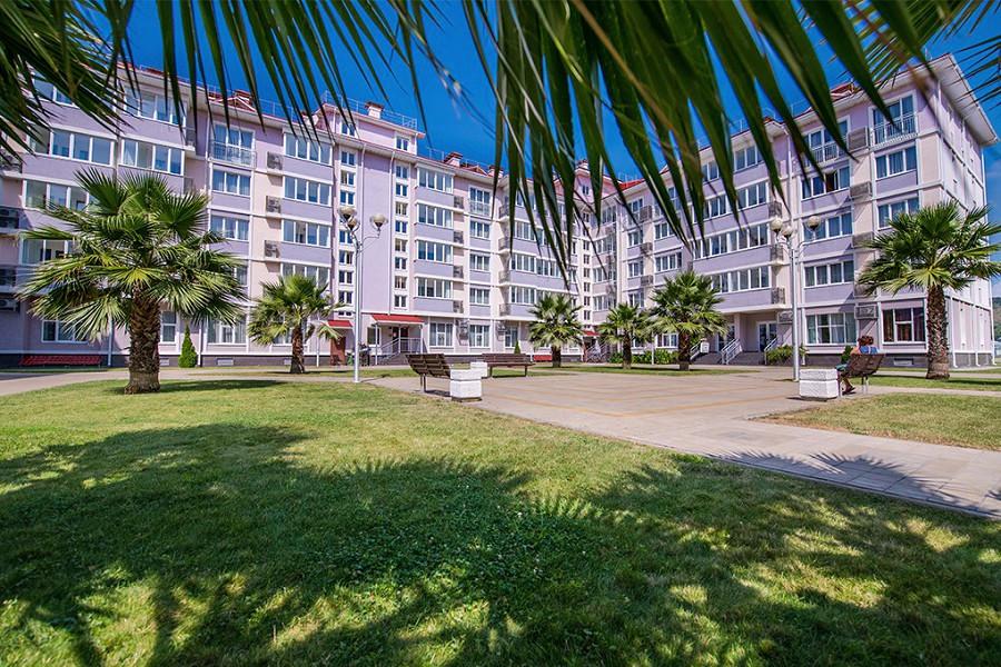 Отель Сириус Сигма, Сочи, Имеретинский курорт