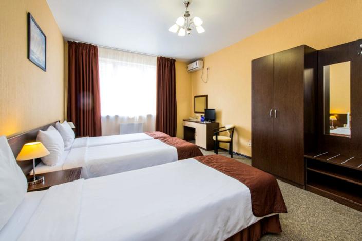 Стандарт трехместный отеля Сириус Сигма, Сочи