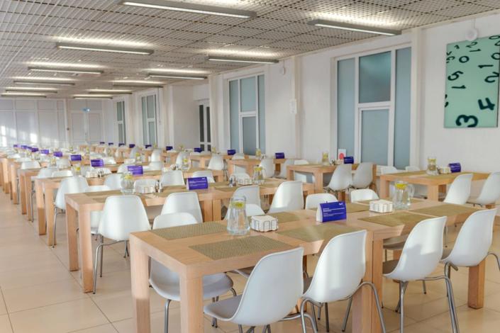 Ресторан Академия на территории отеля Сириус Сигма, Сочи