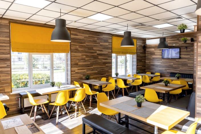 Кафе Пхали Хинкали на территории отеля Сириус Сигма, Сочи