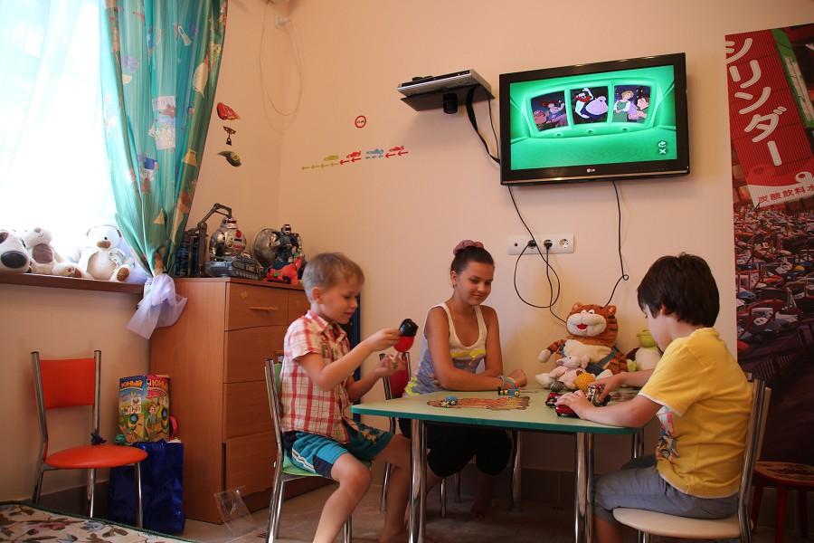 Детская игровая комната гостевого дома Сказка