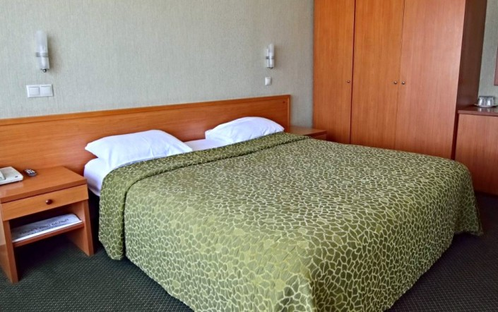 Двухместный номер в гостинице Сочи-Магнолия