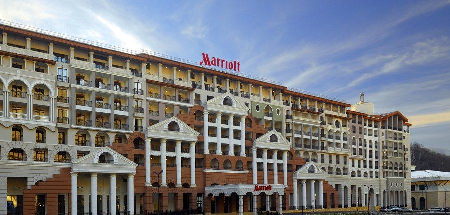 Отель Сочи Марриот Красная Поляна (Sochi Marriot Krasnaya Polyana)