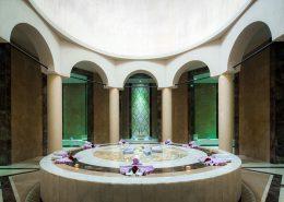 Хамам спа-комплекса Soul Spa отеля Сочи Марриот Красная Поляна